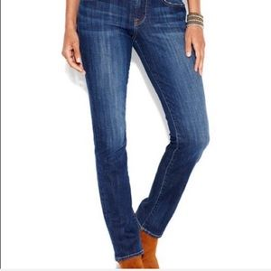 Lucky Brand Sweet Jean Straight Jeans